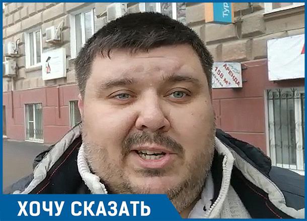 Подрядчик шоссе Авиаторов просто «забил» на поручение губернатора Волгоградской области, - Алексей Ульянов