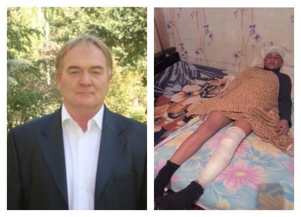 Мать избитого подростка требует уголовного дела на главу села под Дубовкой