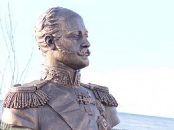 Памятник российскому императору поставили себе волгоградские военные