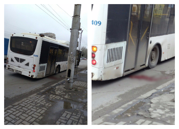 Автобус переехал пенсионерку на юге города, – волгоградцы