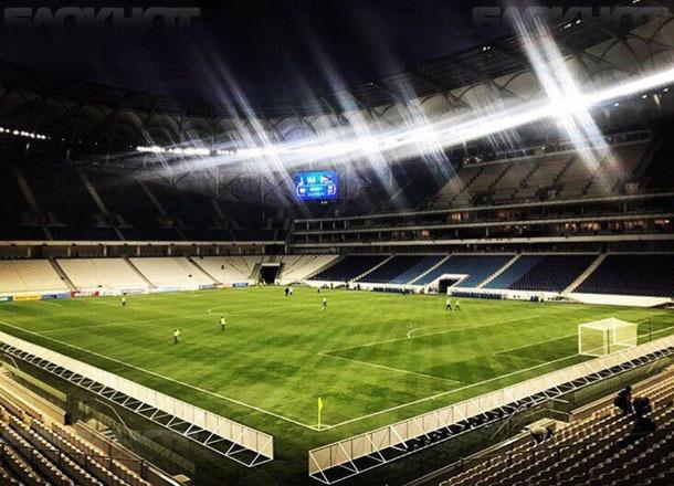 «Ротор» бездарно закончил матч на 400 тысяч рублей