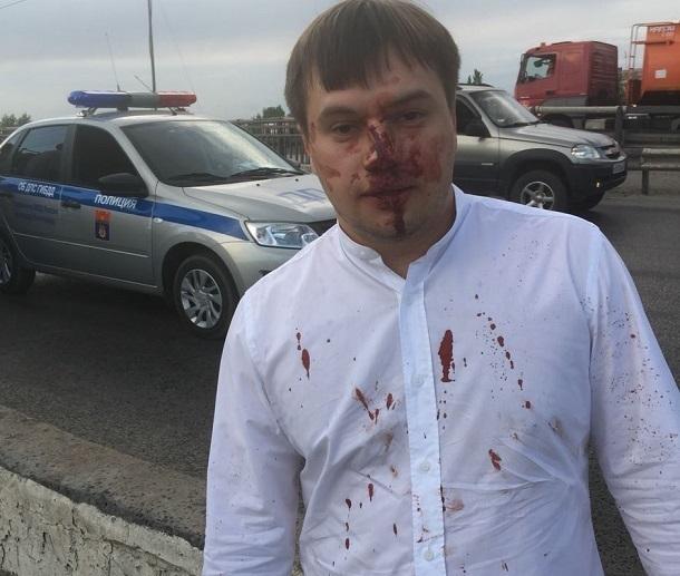 На эколога Ярослава Князева совершено нападение в Волгограде