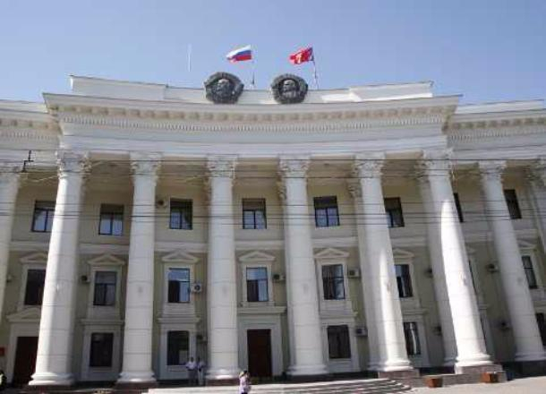 Волгоградская облдума закупит 5 телевизоров на130 000 руб для награждений