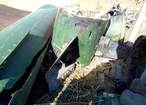 Военные случайно отправили ракету в село под Волгоградом