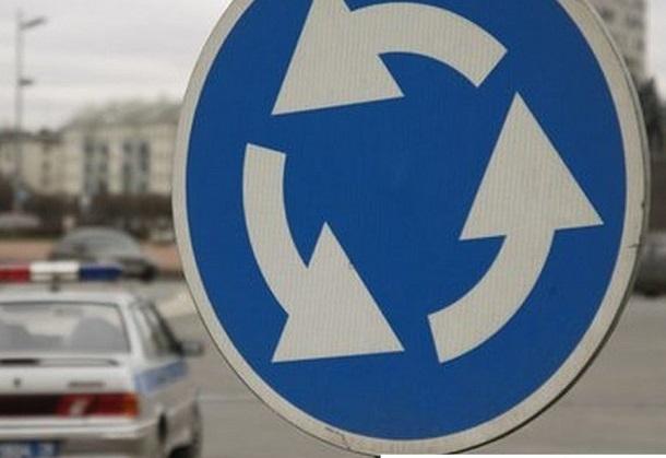 Новое круговое движение заработает в центре Волгограда в понедельник