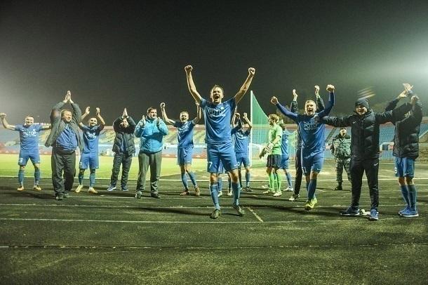 «Ротор-Волгоград» победил гостей изВладикавказа