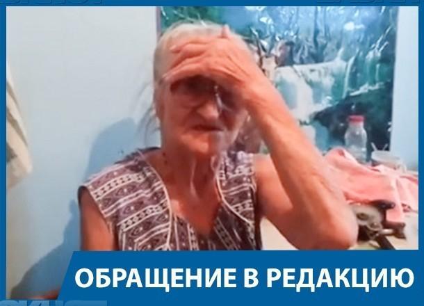Волгоградцы попросили Путина спасти брошенную в жутких условиях ветерана ВОВ