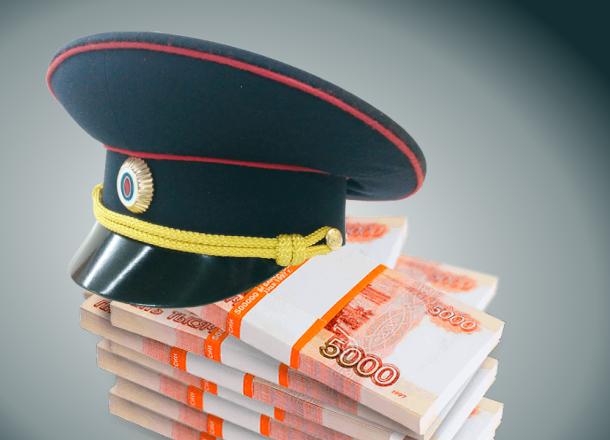 В Волжском арестована главный бухгалтер УВД города майор Лариса Диденко