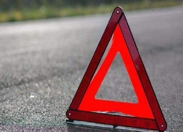 Наюге Волгограда иностранная машина насмерть сбила пешехода
