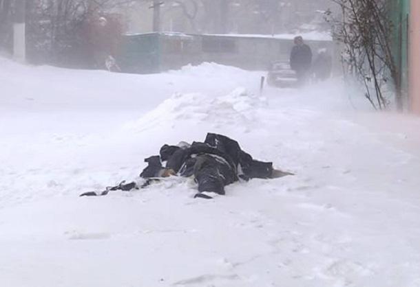 Окоченевший труп обнаружен на юге Волгограда
