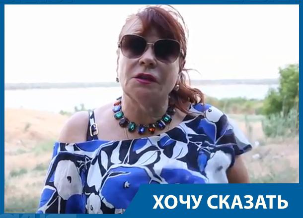 Вместо обещанной набережной власти хотят застроить берег, – жители Ворошиловского района Волгограда