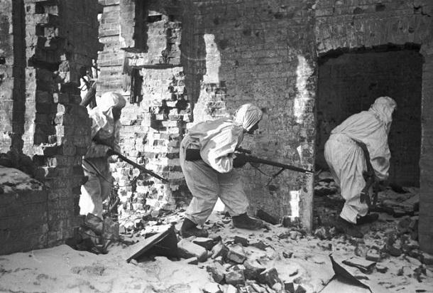 «За полтора месяца битвы из снайперской винтовки я уничтожил 261 немца...»