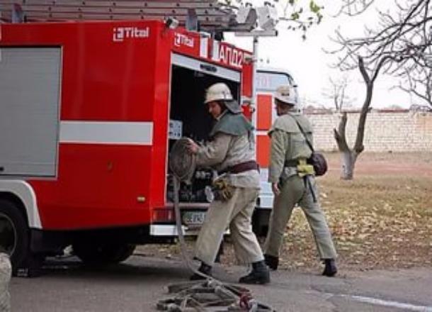 Вдоме Среднеахтубинского района чуть несгорел 44-летний мужчина