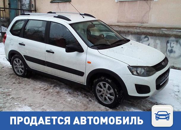 Продается «Лада Калина» в Волгограде