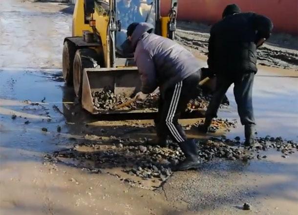 Фролово побило Волгоград по нелепости дорожного ремонта