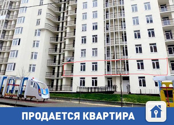 Продам шикарную квартиру с ремонтом в новостройке