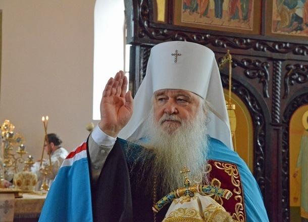 Митрополит Волгоградский владыка Герман отмечает день рождения