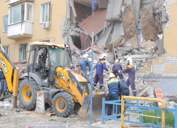 Волгоградцам, лишившимся имущества во взорванном доме, заплатят по 100 тысяч