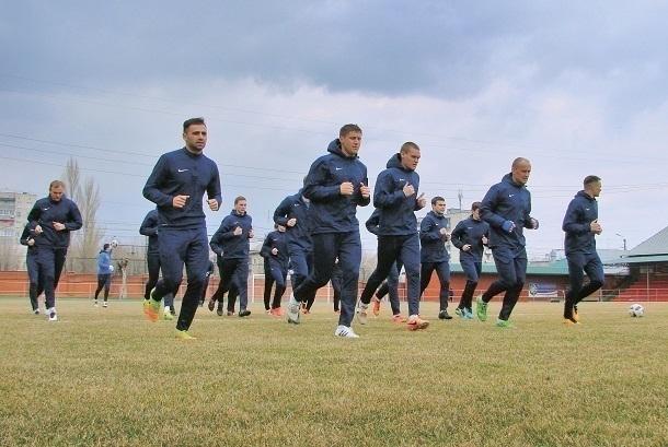 В воскресенье «Ротор-Волгоград» сыграет со СКА Ростов-на-Дону