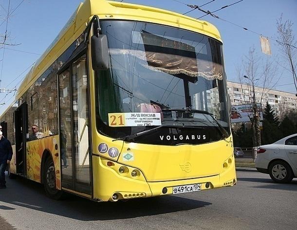 Кондиционеры в волгоградских автобусах проверяют на исправность по ночам