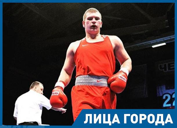 Как к 22 годам стать трехкратным чемпионом ВС РФ по боксу, любящим отцом и мужем, рассказал волгоградец Артем Сусленков