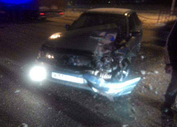 Пьяный лихач протаранил машину «скорой» самого известного врача Волгограда