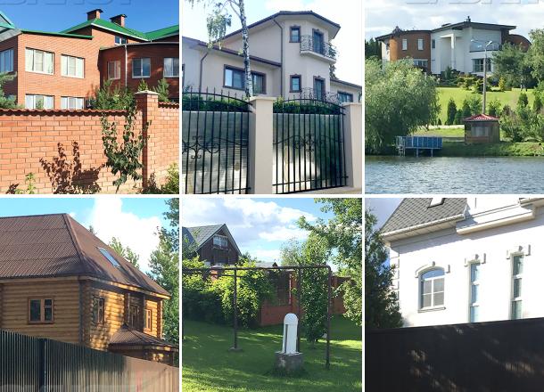 Волгоградцы написали на заборе все, что думают о жителях элитного поселка Латошинка