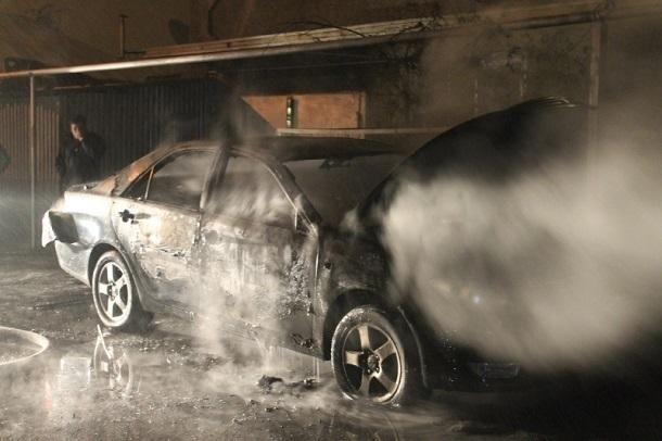 Тойота Camry стал наиболее популярным бизнес-седаном на российском рынке