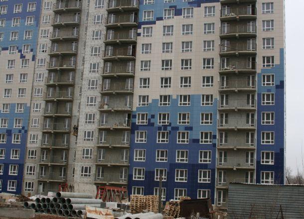 Два дома волгоградского долгостроя «Адмиралтейский» заканчивают с опозданием на три года