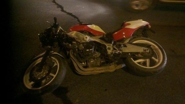 Волгоградцы сообщают о пьяном водителе иномарки, сбившем мотоциклиста