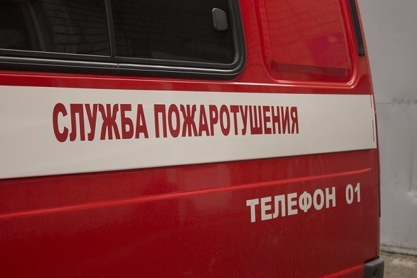 Волгоградцы сообщают о горящем на продольной автомобиле