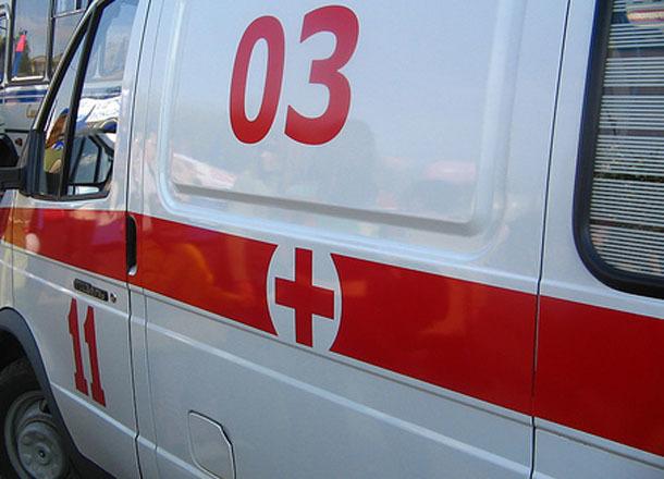ВВолгограде иностранная машина сбила ребенка