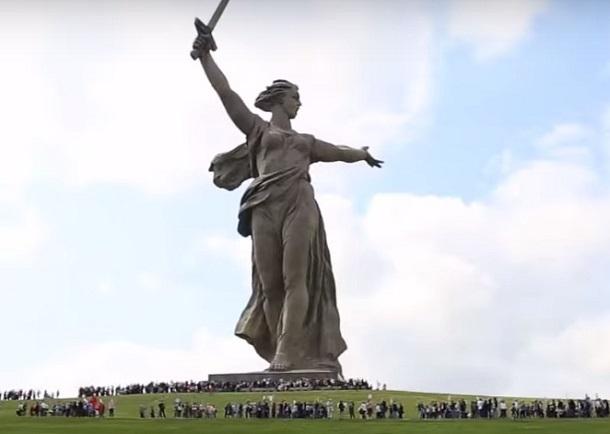 «Родина-мать» в «золоте» предстанет для иностранцев в дни проведения ЧМ-2018 в Волгограде