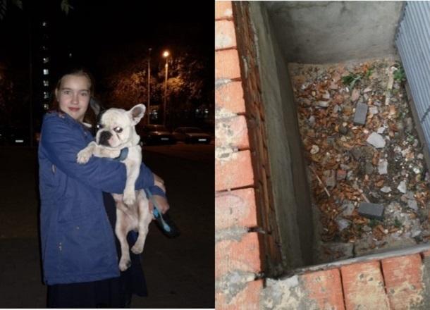 11-летняя девочка упала в двухметровую яму на западе Волгограда