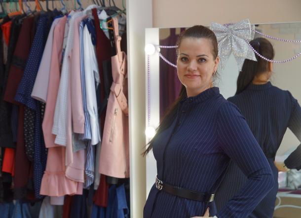 Надежда Карачкова произвела фурор в альтернативе little black dress