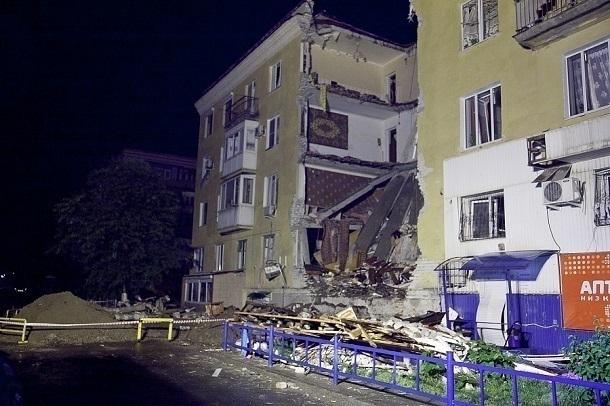 Жителям разрушенного взрывов газа дома вВолгограде помогут приобрести новые квартиры