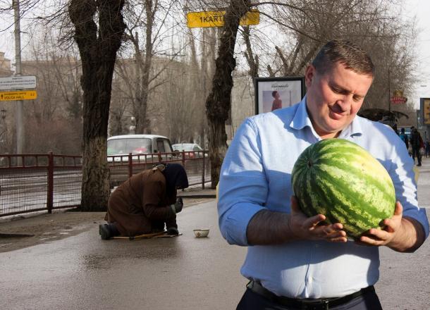 В Волгограде началась процедура выдвижения Андрея Бочарова на второй срок