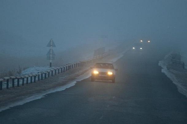 Волгоградцев предупреждают о тяжелой обстановке на федеральных трассах