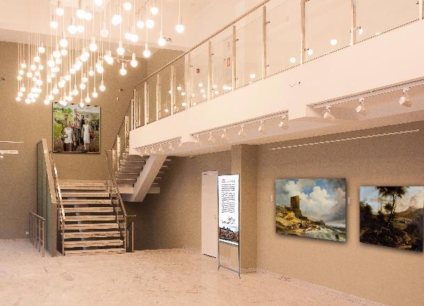 Отремонтированный Волгоградский музей ИЗО имени Ильи Машкова откроется экспозицией «Начало»