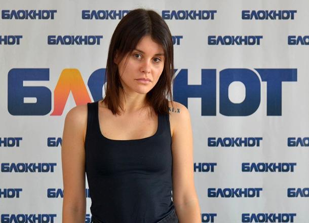 Представитель семейного бизнеса Анастасия Лизенко в конкурсе «Мисс Блокнот-2019»