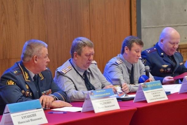 Волгоградские работники СИЗО и тюрем празднуют день себя