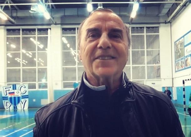 Легендарный защитник волгоградского «Ротора» Дмитрий Котопуло отмечает день рождения