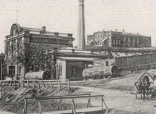Водопроводная вода Царицына была грязной и непригодной для питья