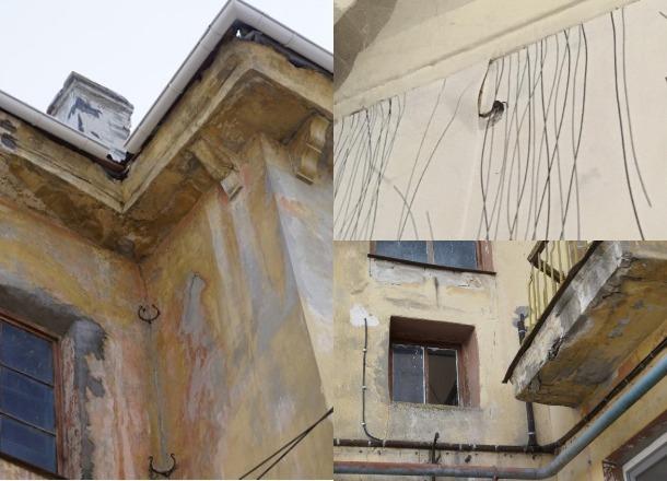 Грибком и плесенью покрылись уютные квартиры после капремонта в Волгограде