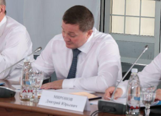 Андрей Бочаров рассказал Дмитрию Медведеву о планах строительства еще одной ГЭС