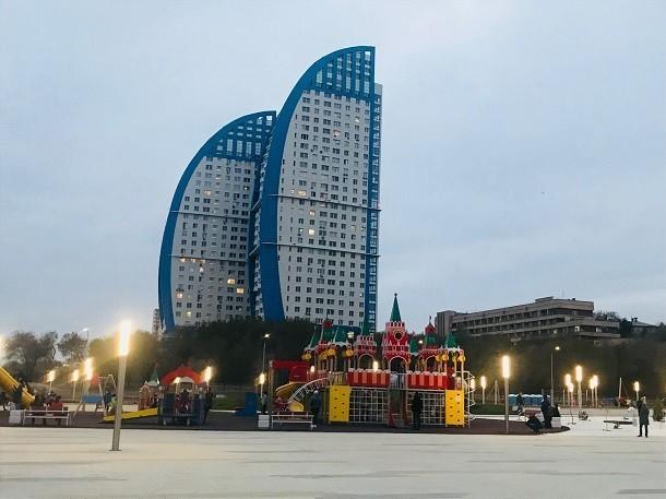 Волгоград вошел в топ-15 по востребованности городов для проживания