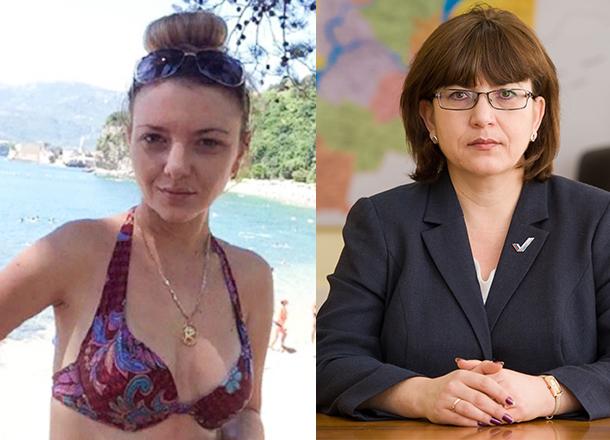 Председатель Общественной палаты Татьяна Гензе устроила свою дочь к себе на работу