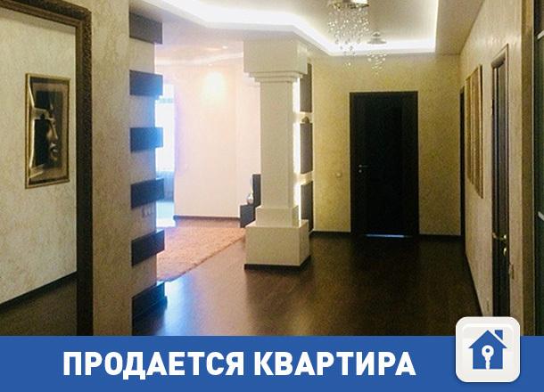 Продается огромная квартира рядом с «Волгоград Ареной»