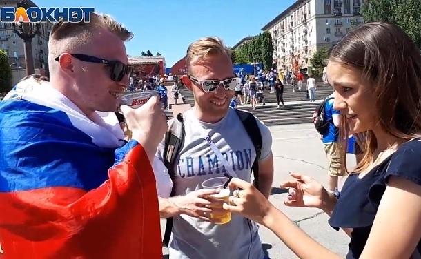 Волгоградка притворилась иностранной болельщицей ради проверки российских мужчин