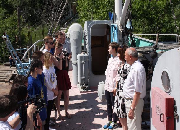 В Волгограде стартовала экспедиция по исследованию Волги